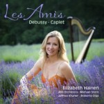 Les Amis; music of Debussy and Caplet