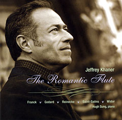The Romantic Flute; with Hugh Sung, piano